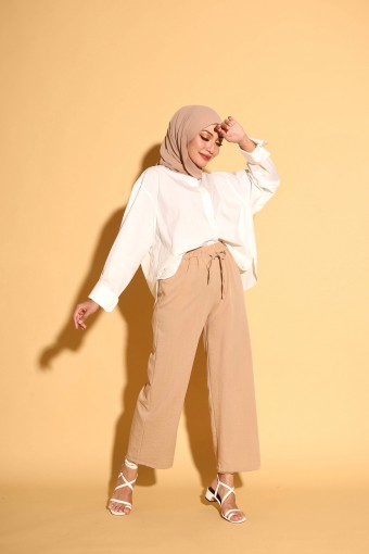 Luzy Pants In Brown