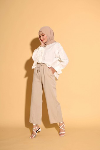 Luzy Pants In Nude