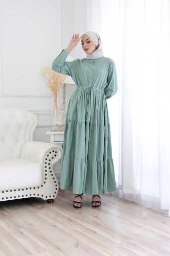 Ashley Dress In Mint