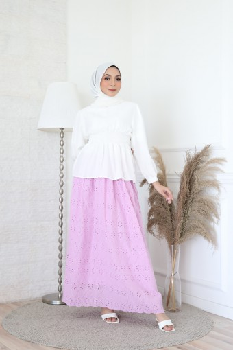 Tiara Skirt In Lavender